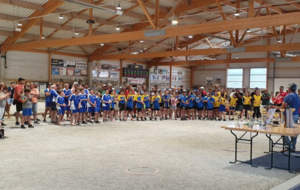 Championnat AURA traditionnel U13